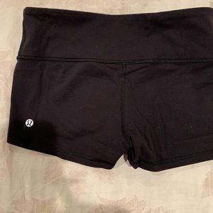 Lululemon yoga shorts